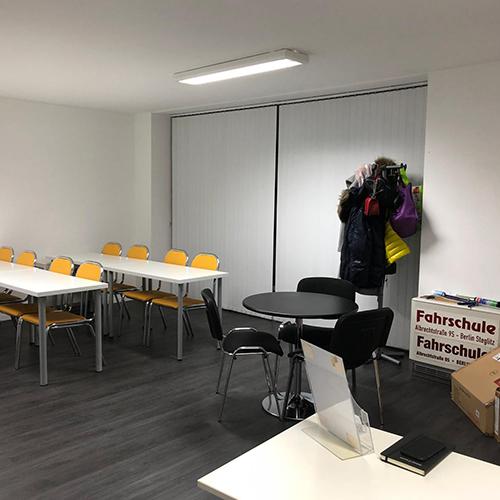 Fahrschule Berlina in Berlin Steglitz - Wir suchen Fahrlehrer und Fahrlehrer-Anwärter