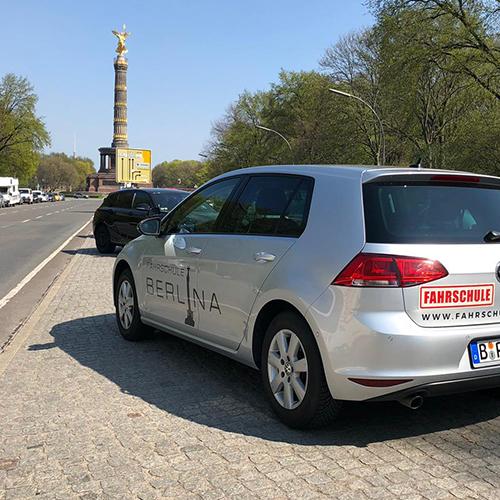 Fahrlehrer gesucht in Berlin Steglitz - Fahrschule Berlina