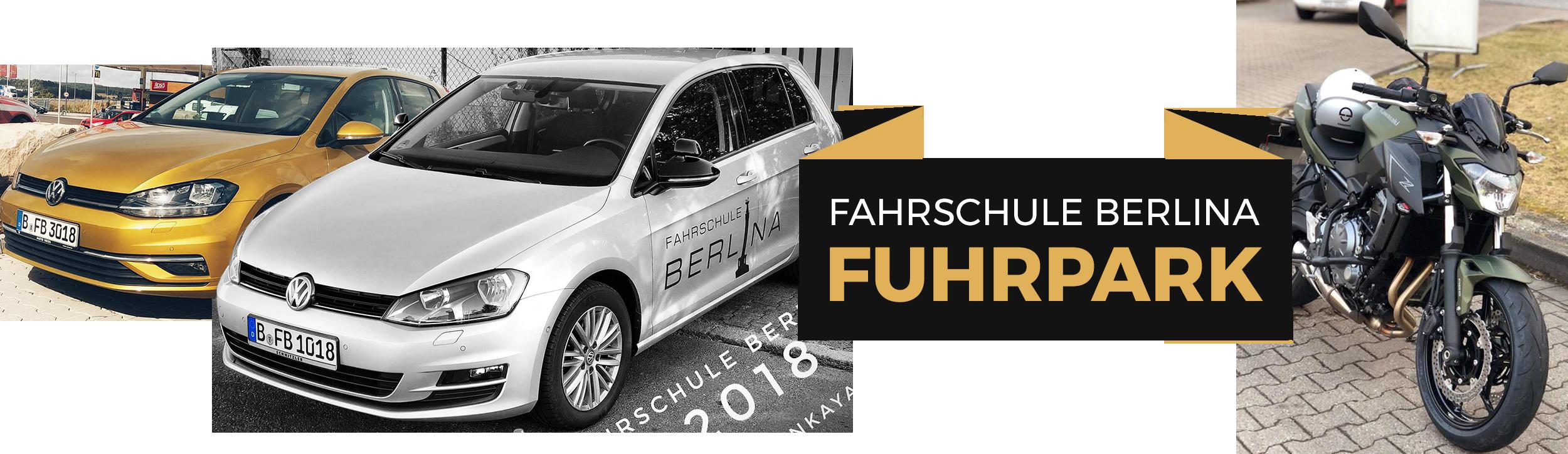 Fahrschule Berlina in Berlin Steglitz – günstig und schnell zur Fahrerlaubnis (A,A2, B, BF17)