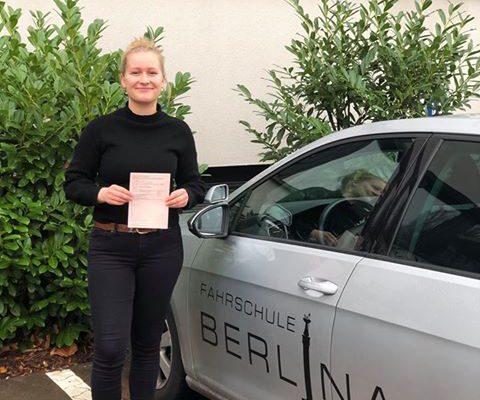 Helena - Führerschein Klasse B in Steglitz