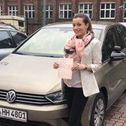 Agata aus Steglitz hat sich für DIE Fahrschule Steglitz, Fahrschule Berlina entschieden