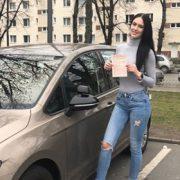 Lucia, 19, Führerschein Automatik Steglitz Klasse B