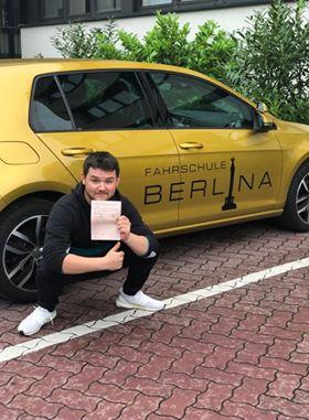 Fahrschule Schöneberg - Ihr Führerschein bei Fahrschule Berlina